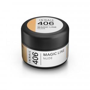 INNAIL 406 MAGIC Line Nude 15g