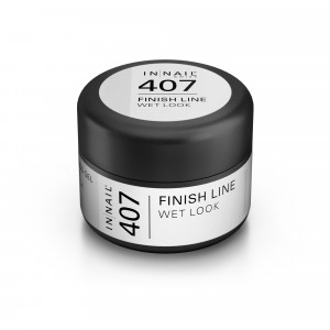 INNAIL 407 FINISH Line Wet Look 15g