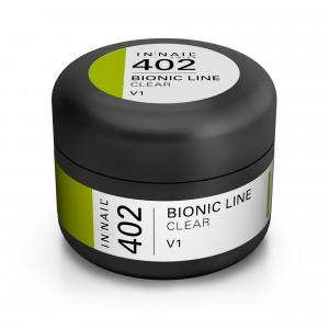 INNAIL 402 Bionic Line Clear V1 50g